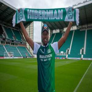 Miquel Nelom signs a one year contract at Hibernian