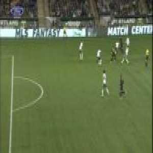 Portland Timbers 0-1 Columbus Crew - Niko Hansen 7'