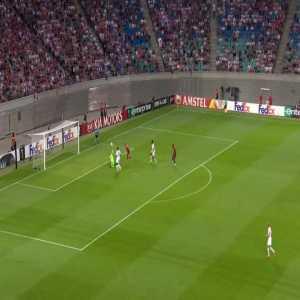 RB Leipzig 0-1 RB Salzburg - Munas Dabbur 20'