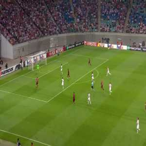RB Leipzig 0-2 RB Salzburg - Amadou Haidara 23'