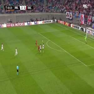 RB Leipzig 2-[3] RB Salzburg - Fredrik Gulbrandsen 89'