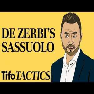 Roberto De Zerbi's Sassuolo   Tactics Explained
