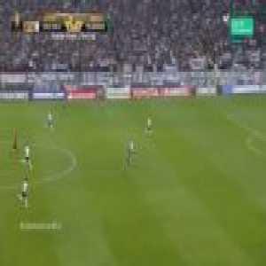 Colo-Colo 0-2 Palmeiras - Dudu 78'