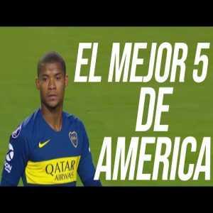 Highlights of Wilmar Barrios yesterday vs Cruzeiro
