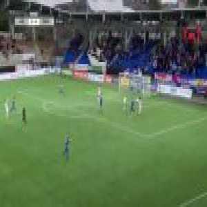 HJK [1]-0 RoPS - Klauss great goal - Finnish Veikkausliiga