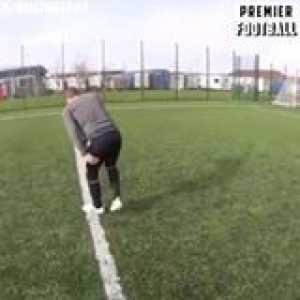 If footballers were freestylers...  Jack Wilshere 👀😂