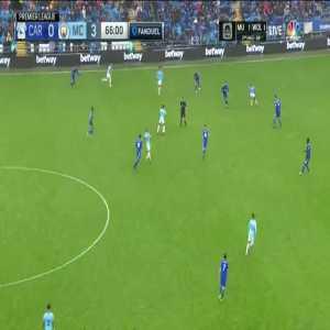Cardiff City 0:[4] Manchester City - Riyad Mahrez 67'