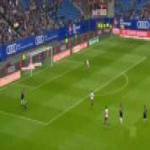 Hamburg 0-1 Regensburg - Sargis Adamyan 12'