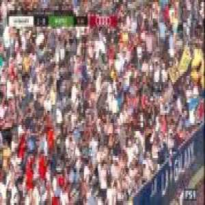 Los Angeles Galaxy 1-0 Seattle Sounders - Zlatan Ibrahimovic penalty 9'