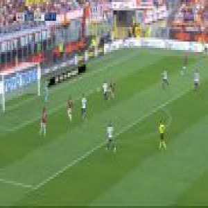 Milan 1-0 Atalanta - Gonzalo Higuain 2'