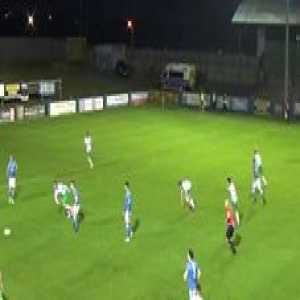 Paddy McCourt was at it again last night - Goal vs Cabinteely