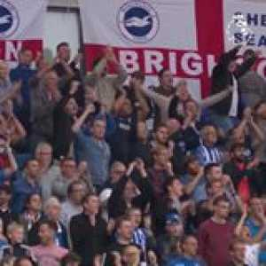 Back-to-back home wins 👏  Brighton and Hove Albion FC showing they belong OnThisDay in 2017