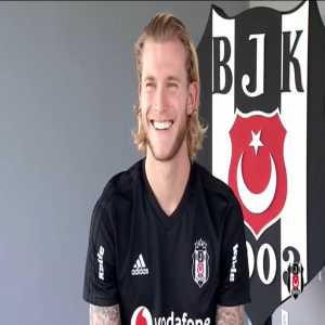 """Loris Karius: """"My goal is the national team. If I perform well here at Besiktas, it will increase my chance to earn a call-up"""""""