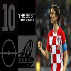 Luca Modric wins The Best FIFA Men's Player 2018