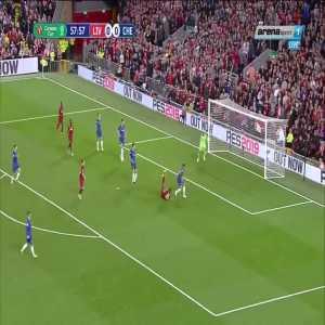 D. Sturridge great goal (Liverpool [1]-0 Chelsea) 58'