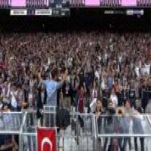 Besiktas 2-0 Kayserispor - Ricardo Quaresma 71'
