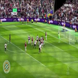 West Ham 2-[1] Manchester United : Rashford 71'