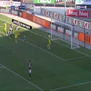 Chievo 0-1 Torino - Simone Zaza 88'