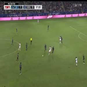 Los Angeles - Vancouver [2]-0 : Zlatan Ibrahimovic