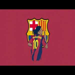 I made a small video of Ronaldinho when he was at his peak form at Barcelona. This is the cleanest undistorted footage I could find. Hope you guys like it.
