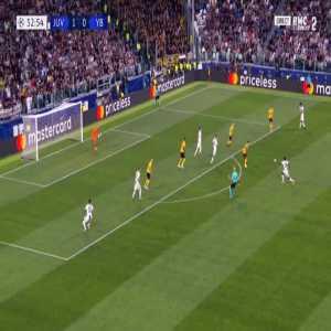 Juventus 2-0 Young Boys - Paulo Dybala 33'