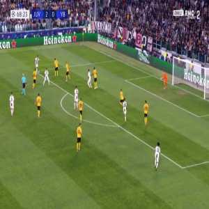 Juventus 3-0 Young Boys - Paulo Dybala 69'
