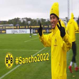 Sancho extends BVB contract until 2022