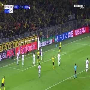 M. Reus goal (Dortmund [3]-0 Monaco) 92'