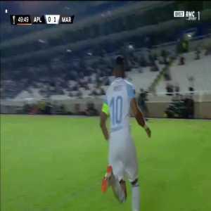 D. Payet goal (Apollon 0-[1] Marseille) 50'