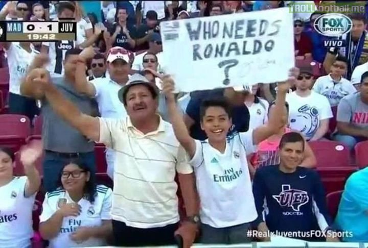 Last 7 days:   Sevilla 3-0 Real Madrid Real Madrid 0-0 Atletico CSKA 1-0 Real Madrid