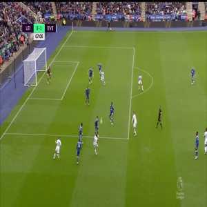 Leicester City 0-1 Everton: Richarlison