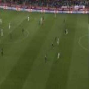 Konyaspor 1-0 Besiktas - Mustafa Yatabare penalty 31' (+ Domagoj Vida straight red card)