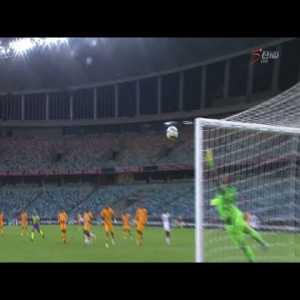Mngomezulu scores an insane 'Coutinho' goal vs Kaizer Chiefs