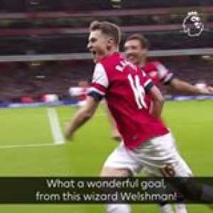 As we saw in Matchweek 8, Aaron Ramsey can pull off the incredible 😎  GoalOfTheDay