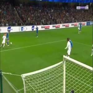 B. Bjarnason goal (France 0-[1] Iceland) 30'