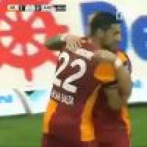 Fantastic counter attack by Galatasaray (2013)