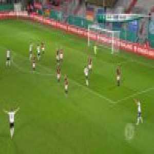 Germany U21 2-0 Norway U21 - Gian-Luca Waldschmidt 31'