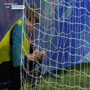 Harry Kane broke the net with his offside goal