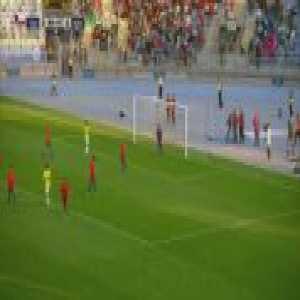 Brazil U20 0-0 Chile U20 - Vinícius Júnior penalty miss