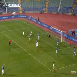 Bulgaria [2]-1 Cyprus - Todor Nedelev 67'