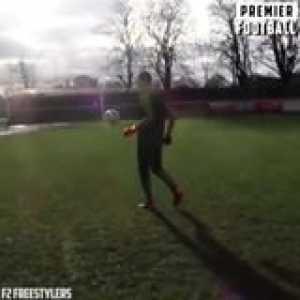 Thibaut Courtois has got 5-star skills 🔥