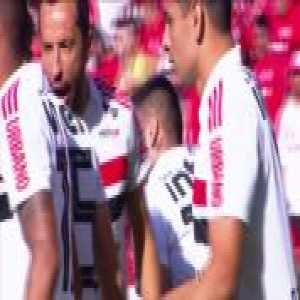 Liziero's goal (Internacional 0-[1] São Paulo) - Brasileirão 2018