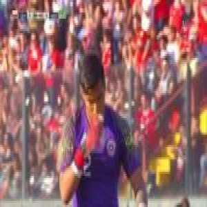 Chile U20 [2]-1 Brazil U20 - Ignacio Saavedra 51'