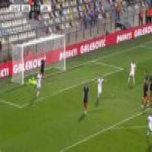 Croatia 2-[1] Jordan - Baha Faisal free-kick 73'