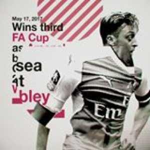 〽️ Mesut Özil: The story so far...  📽 Arsenal