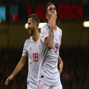 Paco Alcácer has scored 10 goals from his last 10 shots on target for club and country