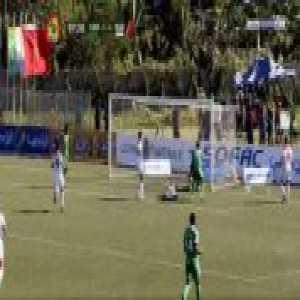 Comoros 1-0 Morocco - El Fardou Ben 8'
