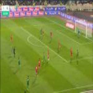 Iran 1-[1] Bolivia - Rudy Cardozo 51'