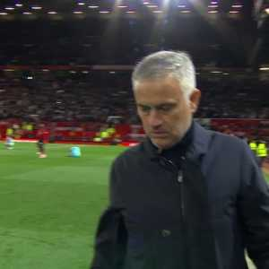 José Mourinho has been charged following Manchester United's game against Newcastle United on 6 October 2018.