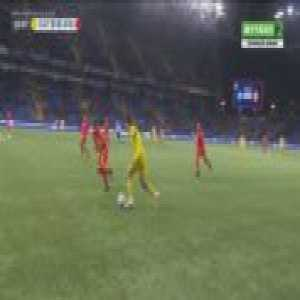 Kazakhstan 1-0 Andorra - Yerkebulan Seidakhmet 21'